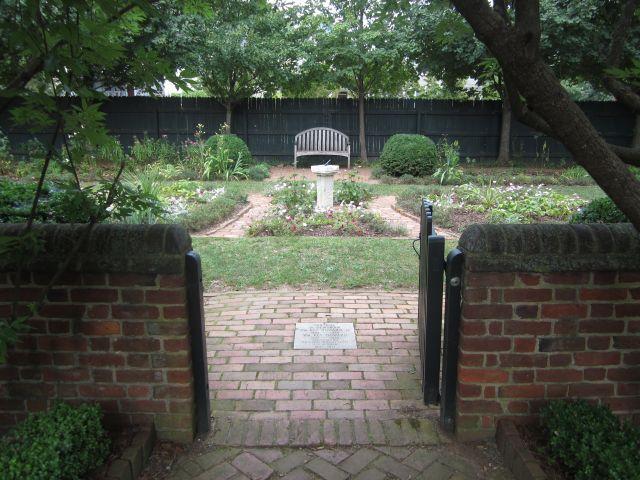 GardensKenmore Plantation