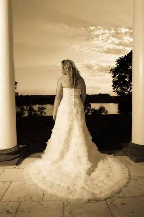 First Bridal Shoot at Belle Grove Plantation
