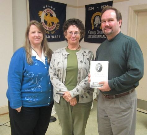 "Elizabeth Dowling TaylorAuthor of ""A Slave in the White House"" with Brett and Michelle"