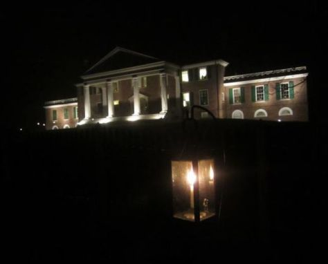 James Madison's MontpelierChristmas Candlelight Tour
