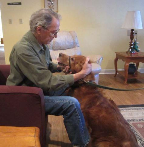 Hurley and Grandpa