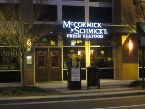 McCormick and SchmickVirginia Beach, Virginia