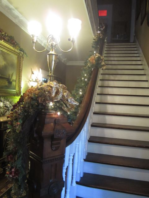 Front Hallway Staircase