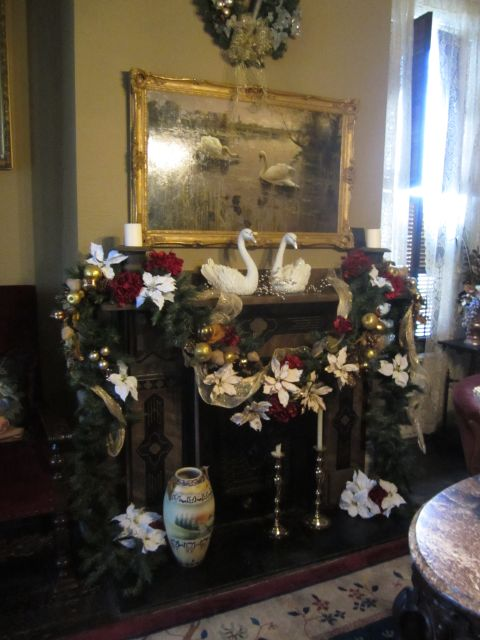 Front Parlor Fireplace