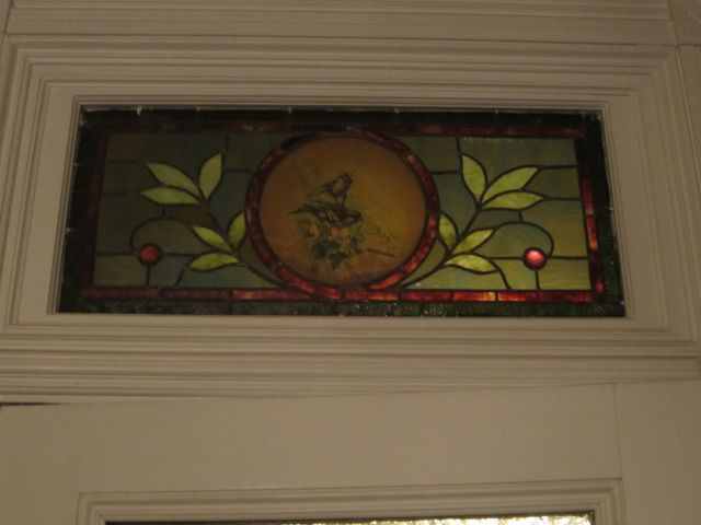 Doorway Stain Glass
