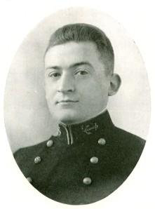 Lieutenant Commander Solomon S. Isquith