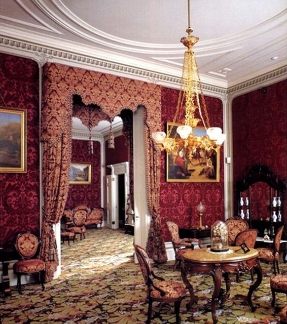White House of the Confederacy | Belle Grove Plantation Bed and ...
