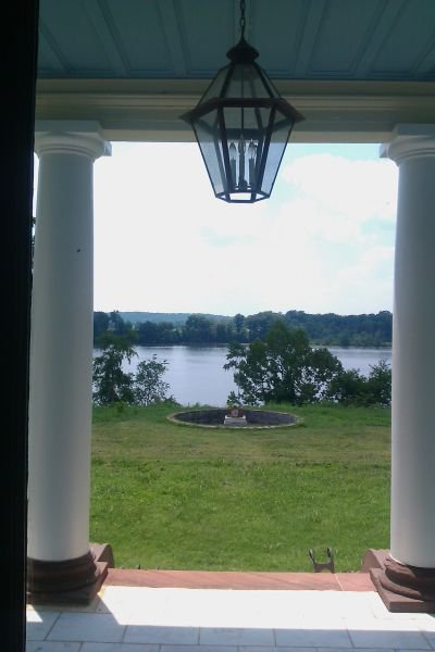 View from the Riverside Portico2012