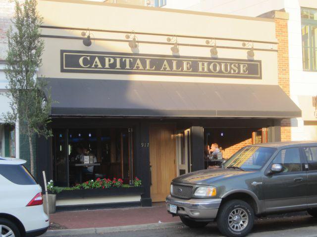 Capital Ale HouseFredericksburg