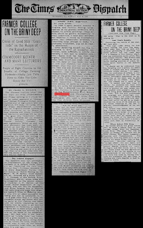 1909 May 30 Richmond Times Dispatch