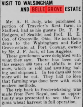 1910 June 25 Free Lance Star