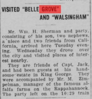 1910 November 05 The Free Lance Star