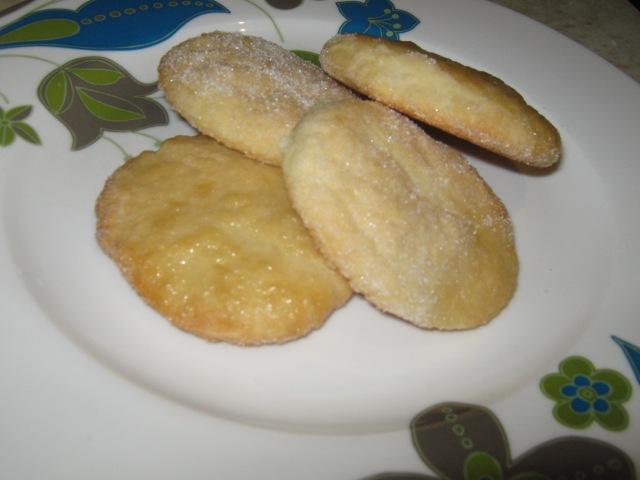 Arnhemse Meisjes, or Arnhem Girls, OR Arnhem Sugar Cookies