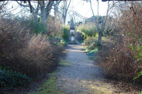 Westover PlantationFormal Garden