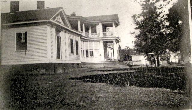 North View of Belle Grove1906