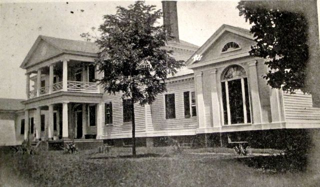 River side of Belle Grove1906