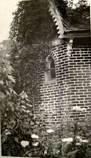 The Spring House at Walsingham Plantation1906