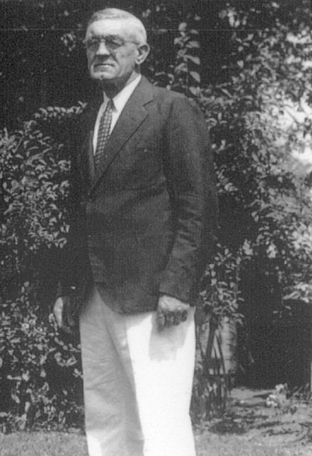 Charles Kendall Hearn, about 1940