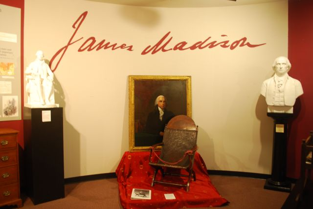 The James Madison Museum