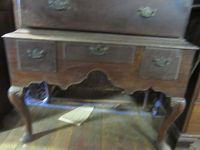 1800s Highboy Base