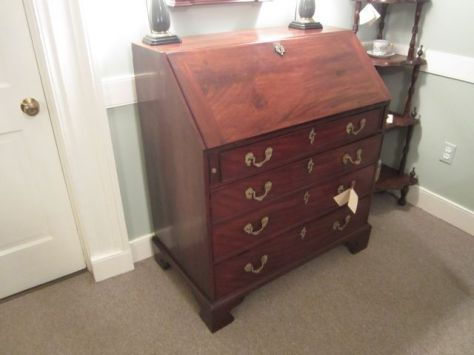 An English Plantation Desk