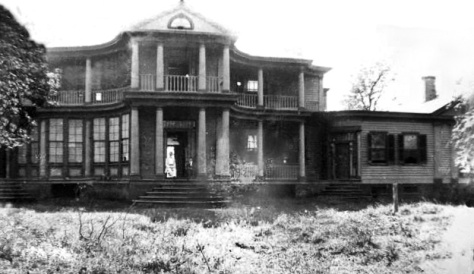 First known photo of Belle Grove 1894