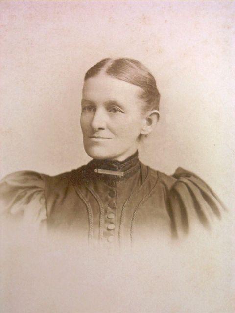 Mary Virginia Gibbs Hearn circa 1900