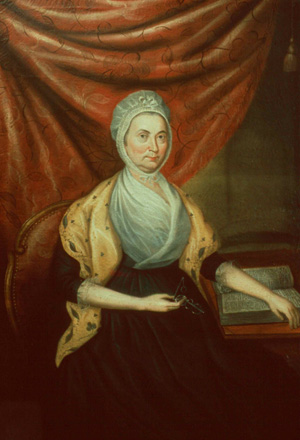Nelly Conway MadisonMother of James Madison