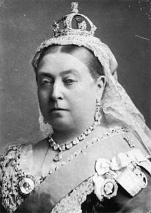 Queen Victoria by Bassano