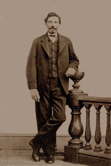 Samuel B. Hearn circa 1869