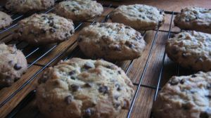 Brown Rice Chocolate Chip Cookie (gluten free)