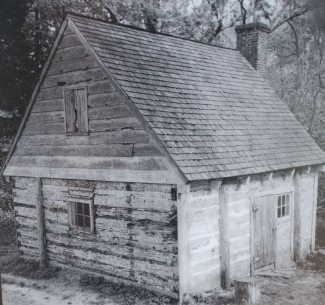 Slave Quarters at Chatham