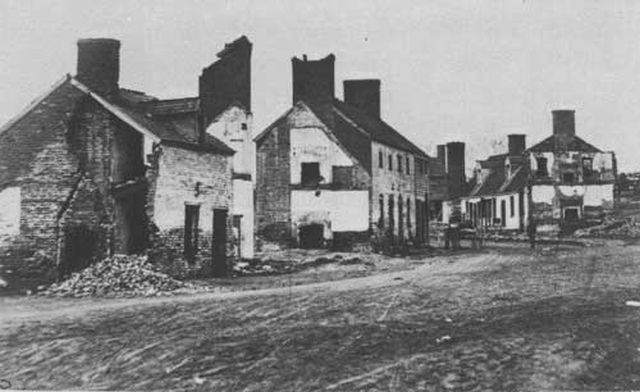 Frederickburg after the Civil War