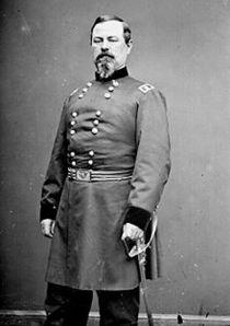 General Irvin McDowell