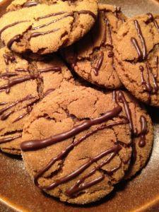 Modern Molasses Cookies