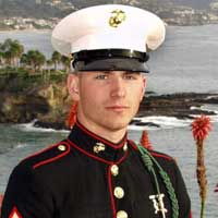 Lance Corporal Caleb J. Powers