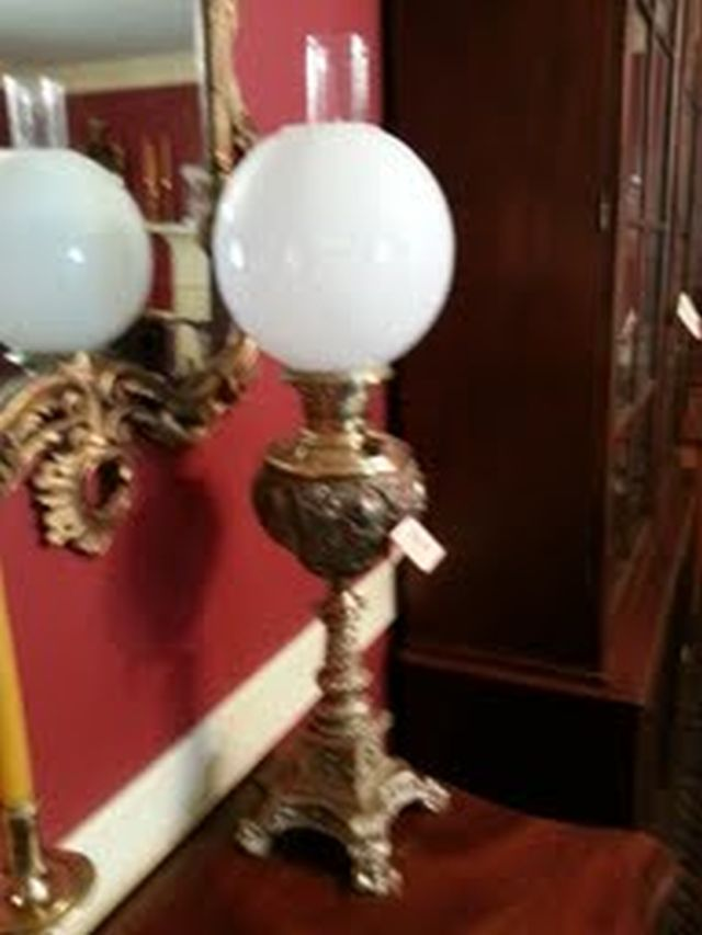 Possible Lamp for the Madison Room
