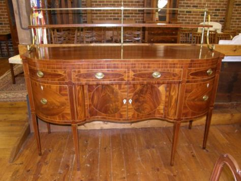 Sideboard for the Formal Dining Room