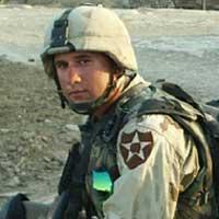 Sergeant David Alan Ruhren