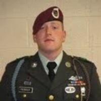 Sergeant Dustin Perrott