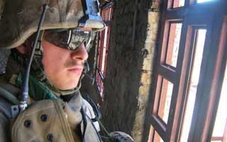 Sergeant Joshua James Frazier