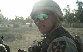 Sergeant Nicholas Conan Mason