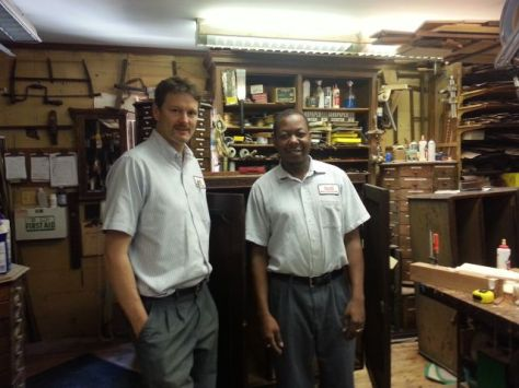 "The ""Miracle Workers"" at Gates Antiques!"