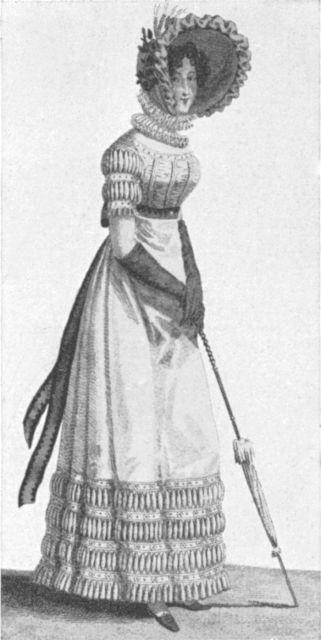 1819 Journal des Dames