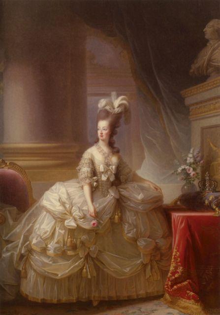 Marie Antoinette of France -  1778