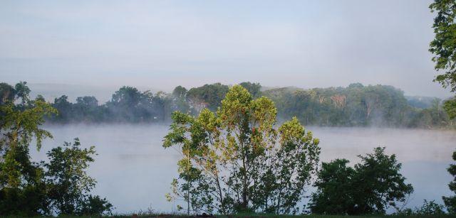 River Morning Mist small
