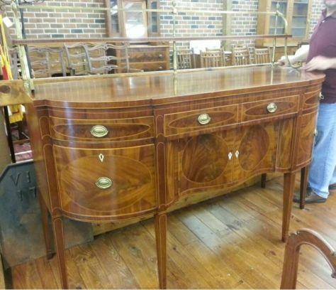 Early 1800s Sideboard