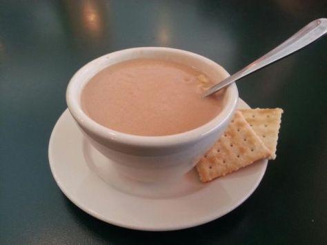Surrey House Restaurant and Inn Virginia Peanut Soup