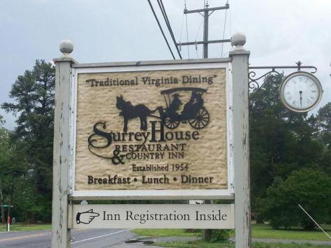 Surrey House Restaurant and Inn