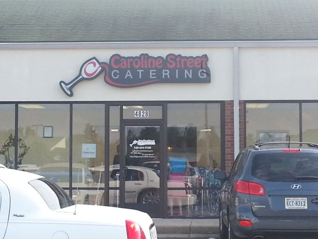 Caroline St Catering  Store Front